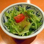 大地のめぐみ - サラダ