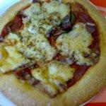 自家製酵母パン WAKU - ピザパン