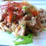 AIRSIDE CAFE - 豚の生姜焼き