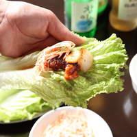 ヘルシーな韓国料理コース!2,500円~のご用意です!