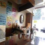 ハンバーグの店ベア - 懐かしい雰囲気