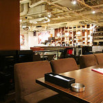 cafe&dining ballo ballo - 店内