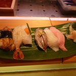 ひょうたん寿司 - 握りセット。3500円→2800円