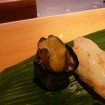 ひょうたん寿司 - 姫アワビ