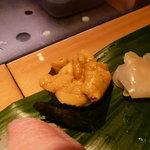 ひょうたん寿司 - うに。