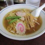 タカノ - ラーメン300円