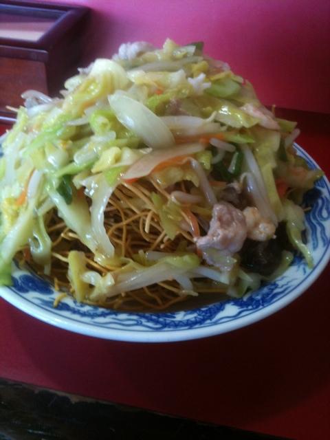 中華ハウス清炒