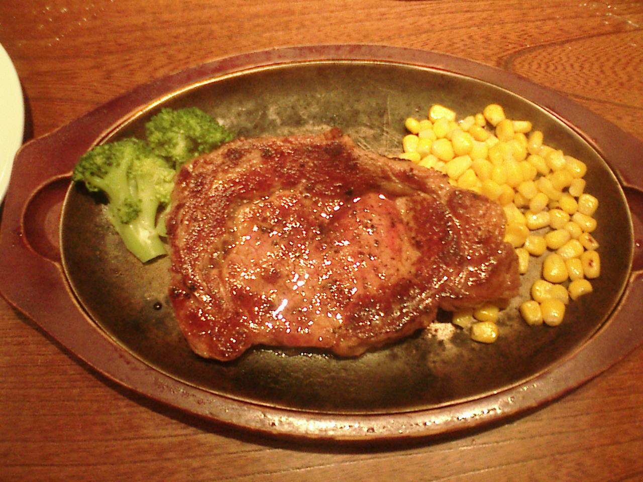 ステーキ カフェ ケネディ 赤塚店
