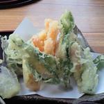 8782615 - 野菜天ぷらのアップ