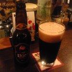 8787854 - ライオンスタウト(スリランカの黒ビール)