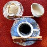8795560 - 大豆と和風創作料理「田舎」(でんじゃ)お昼ごはんコーヒーとデザート