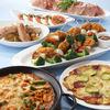 プロント - 料理写真:リーズナブル!!鉄板パスタ&ピザのたっぷりコース \1,980