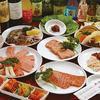 味楽苑 - 料理写真:お一人様¥5800-のコース(写真は2人前)