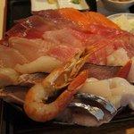みゆきちゃん定食 - 海鮮丼