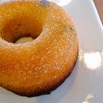 ジャンヌダルクカフェ - 焼きドーナツ「ジャンヌring (チーズ)」
