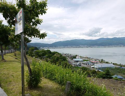 諏訪湖サービスエリア上り線テイクアウトコーナー