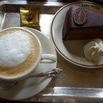 カフェ ウィーン - カフェヤウゼ 840円