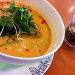 茶語 - 白胡麻坦々麺