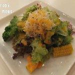 ナチュラルレストラン +green - サラダ