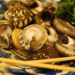 ろばた焼 仙樹 - 貝