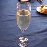 レストラン ストックホルム - スパークリングワイン飲み放題(+1500円) ※ランチタイムのみ