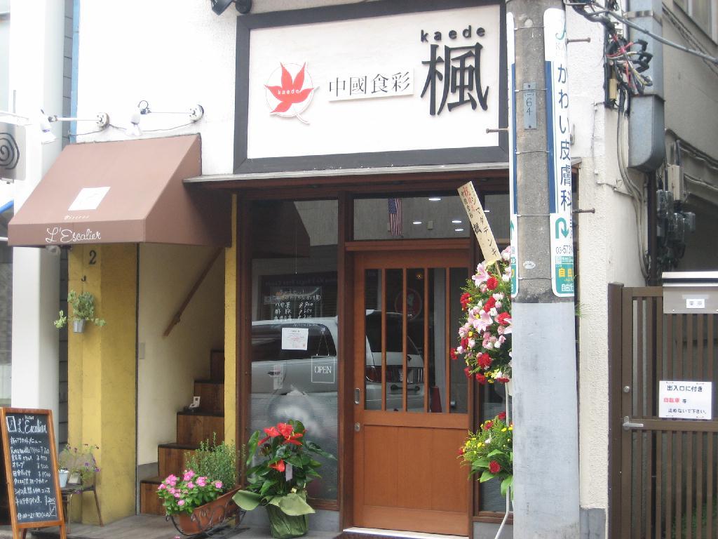 中國食彩 楓