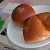 喜福堂 - 料理写真:あんぱんとクリームパン