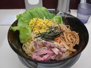 彩色ラーメンきんせい - サラダ風ピリ辛冷麺