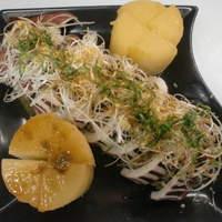 タカマル鮮魚店 - 晴海ばあさんの烏賊飯980円