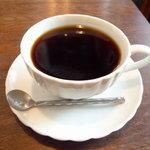 楽日庵 - ブレンドコーヒー