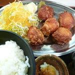 唐揚げ専門店 ホットヤ - Cランチ