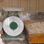 林製麺所 - 地粉うどん 500g単位で