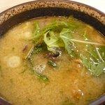 鶏極 - 極つけ麺