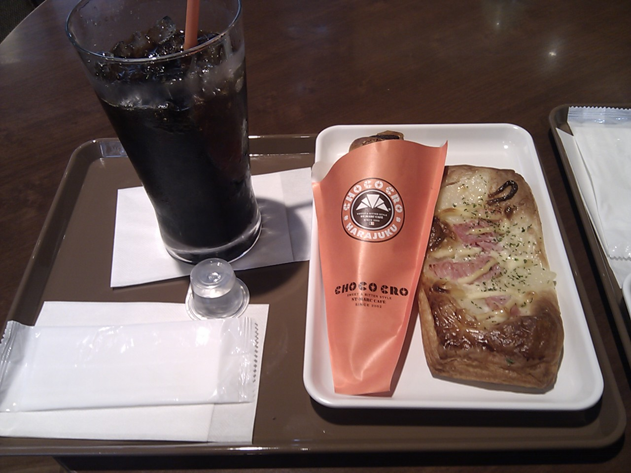 サンマルクカフェ ユニバーサル・シティウォーク店