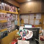 ハヌリ - 韓流スターのサイン色紙が増えてました。