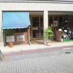 パソアパソ - 店舗ほぼ正面の写真です。