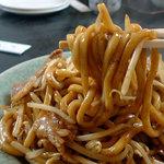 杉乃家 - 自家製麺のなみえ焼そば