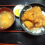 柏屋食堂 - 名代ソースカツ丼