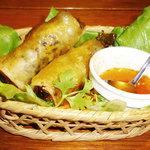 タイクーン - チャゾー:ベトナムの揚げ春巻き