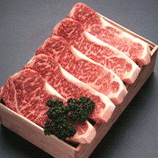 卸元ならではの厳選された牛肉を落ち着いた個室でゆっくりとお召し上がりください。