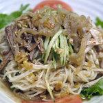 三好魚翅店 - バンバンジー冷麺