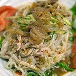 三好魚翅店 - 棒々鶏冷麺