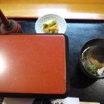 天ぷら・割烹 和田倉 - うな重2000円