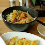 麺Dining セロリの花 - チャーシューご飯セット(300円)