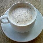 モーリス カフェ - 【MORRIS CAFE】セットのホットカフェオレ