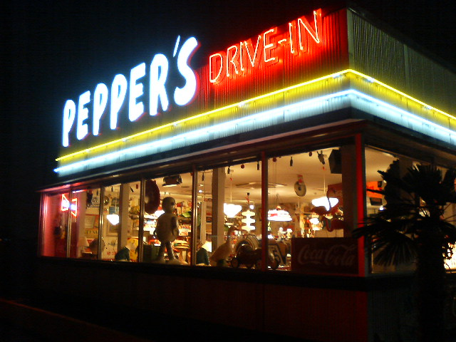 PEPPER'S DRIVE-IN