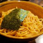つけ麺 えん寺 - ベジポタ味玉乗せ(国産小麦麵)