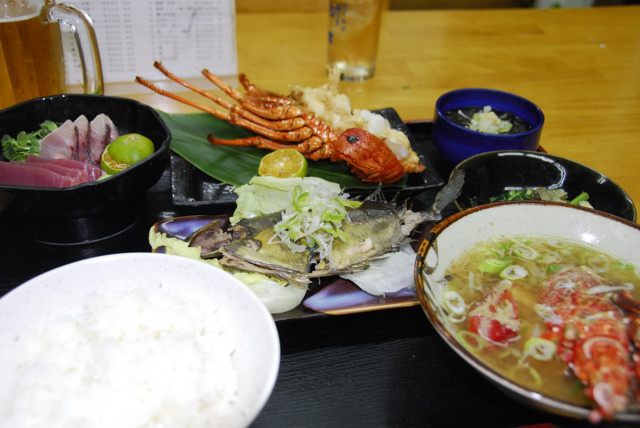 海産物料理 海漁