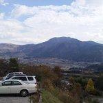 檪の丘 - 丘から見える景色