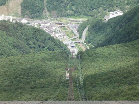 レストハウス 黒岳